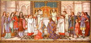 Marriage of St Margaret c.1070