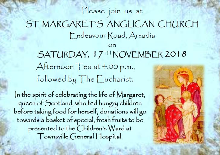 St Margaret's Day 2018